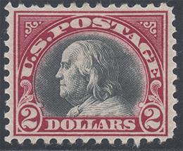 U.S. Postage $2 Stamp
