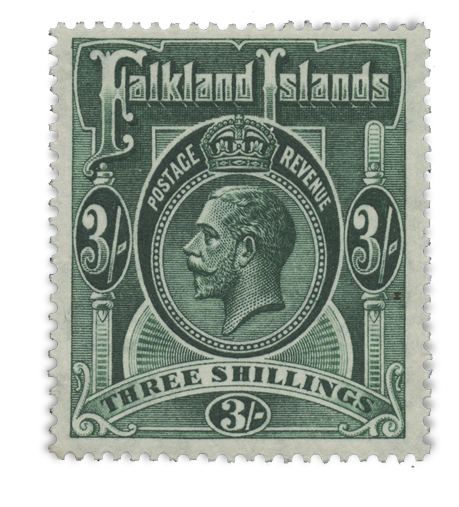 Old Green Stamp